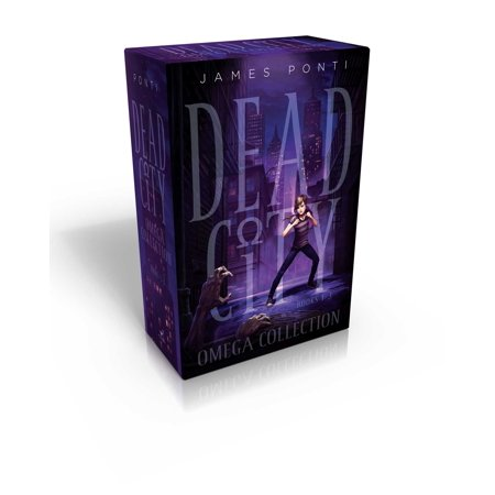 Blue Moon Links (Dead City Omega Collection Books 1-3 : Dead City; Blue Moon; Dark)
