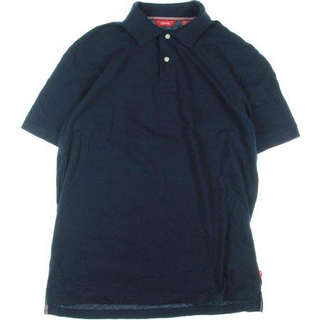 Izod Mens Cotton Pique Polo Shirt - Izod Pique Polo Shirt