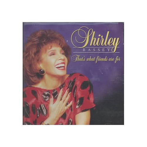 Personnel includes: Shirley Bassey (vocals).<BR>Producers: Michael Alexander, Mark Sinclair.