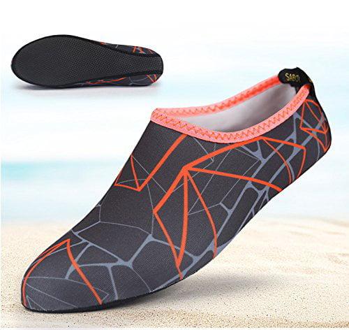 Image result for Barefoot Water Skin Shoes Lightweight Aqua Socks
