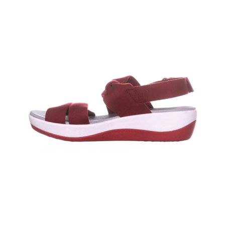 eb877252a8e Cloudsteppers by Clarks Arla Mae Bow Sandals