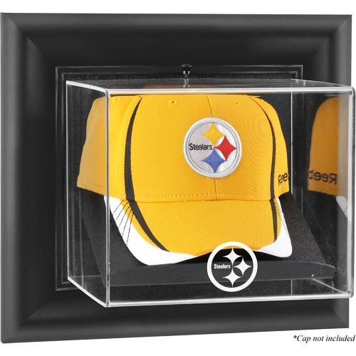 Mounted Memories NFL Wall Mounted Cap Logo Display Case