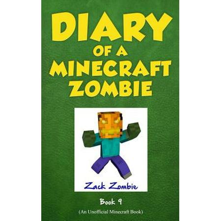 Diary of a Minecraft Zombie Book 9 : Zombie's Birthday Apocalypse](Zombie Apocalypse Decorations)
