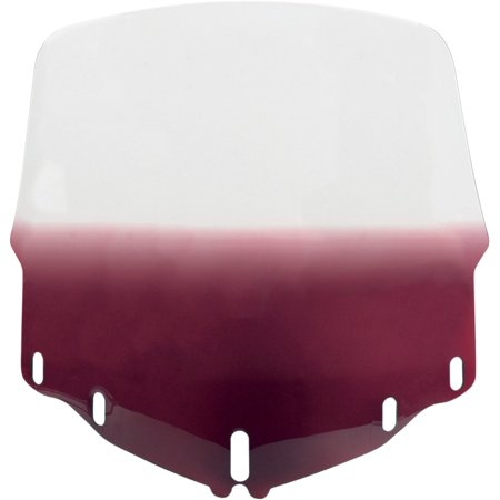 Goldwing Windshields (Memphis Shades Goldwing Windshield GL1800 Std. Height Grad. Purple (MEP4834) )