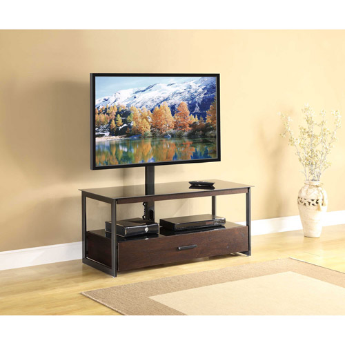 Whalen 3-in-1 TV Console with Storage Drawer for TVs up to 52""
