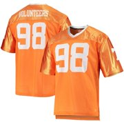 Men's Russell Athletic Tennessee Orange Tennessee Volunteers Replica V-Neck Jersey