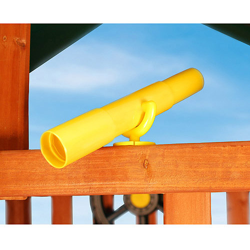 Gorilla Playsets Toy Telescope, Yellow
