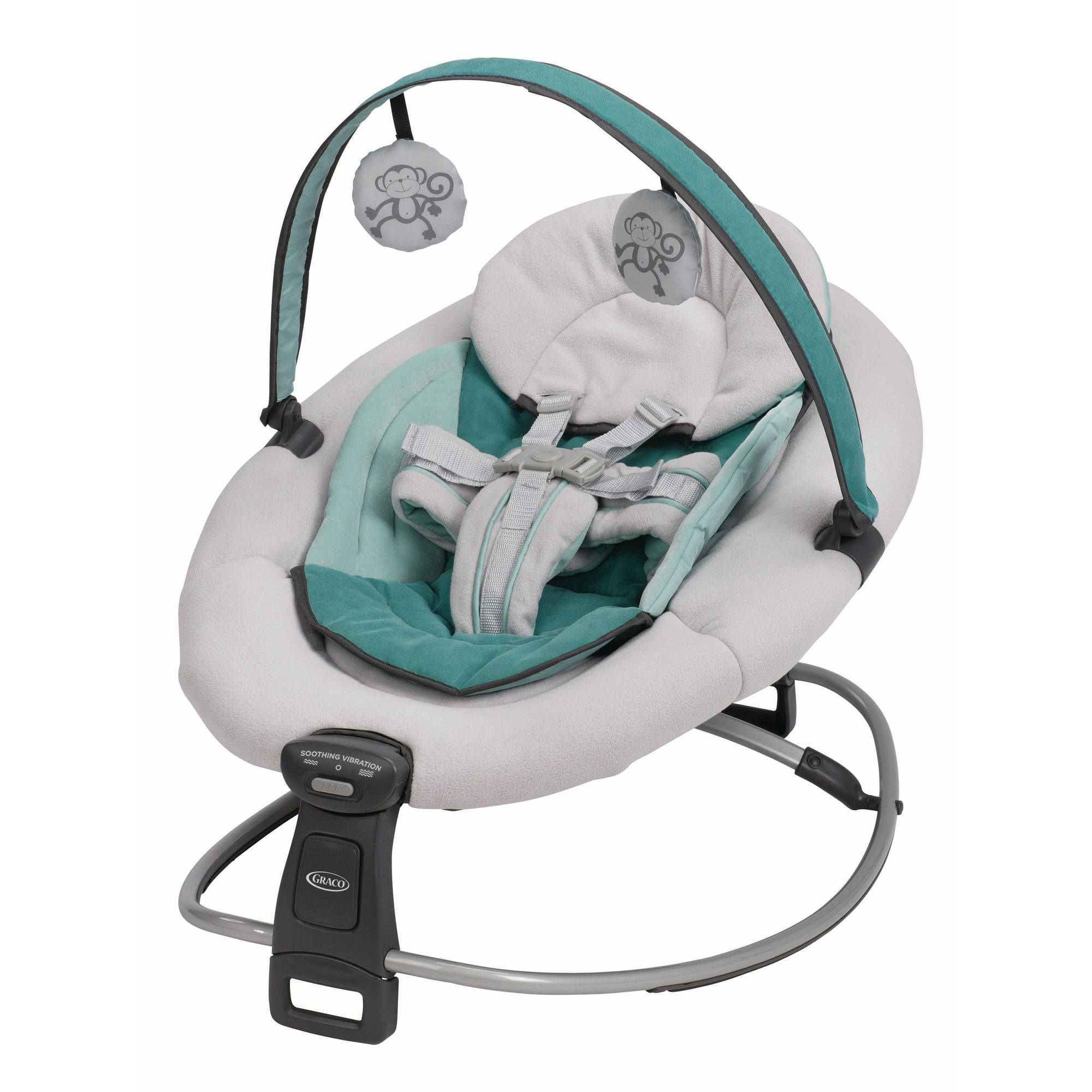 Graco Duet Rocker and Baby Seat, Sapphire