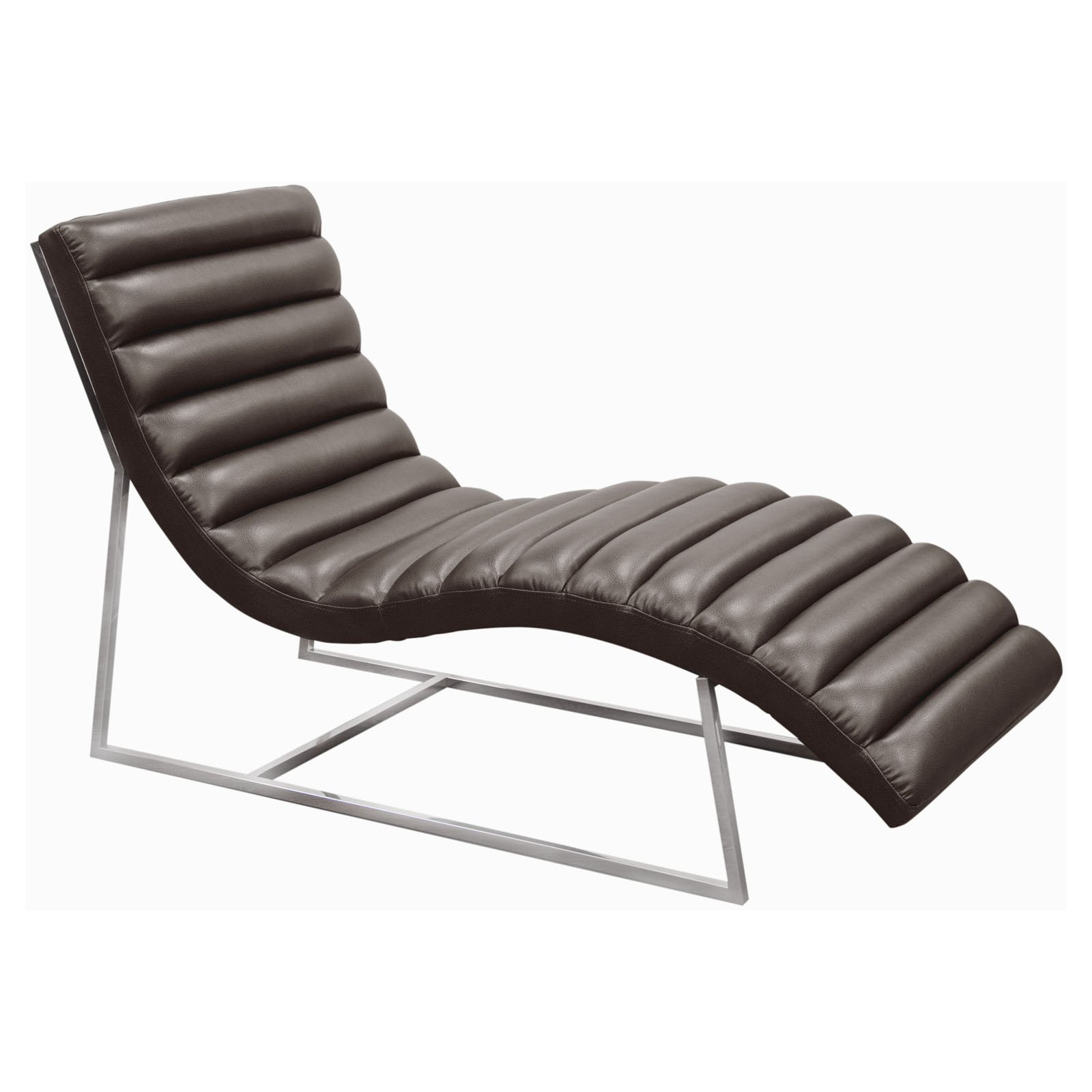 Diamond Sofa Bardot Chaise Lounge