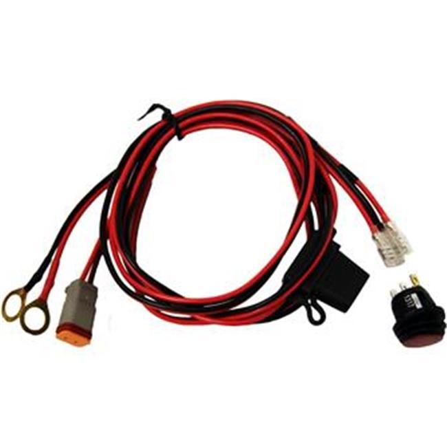 Rigid Ind 40199 Driving & Fog Light Wiring Harness