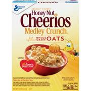 Honey Nut Cheerios Medley Crunch, Cereal, 13.1 oz