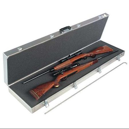 IMPACT CASE AND CONTAINER 4614-A Gun Case,2 SM Scoped Rilfe Shotgun G8284272