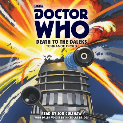 Doctor Who: Death to the Daleks: A 3rd Doctor novelisation (Dr Who) (Audio CD)