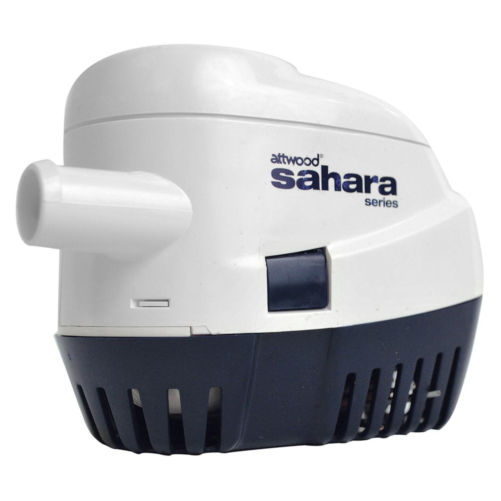 Attwood Sahara S1100 GPH Automatic Bilge Pump - (4511-1) FO-2709