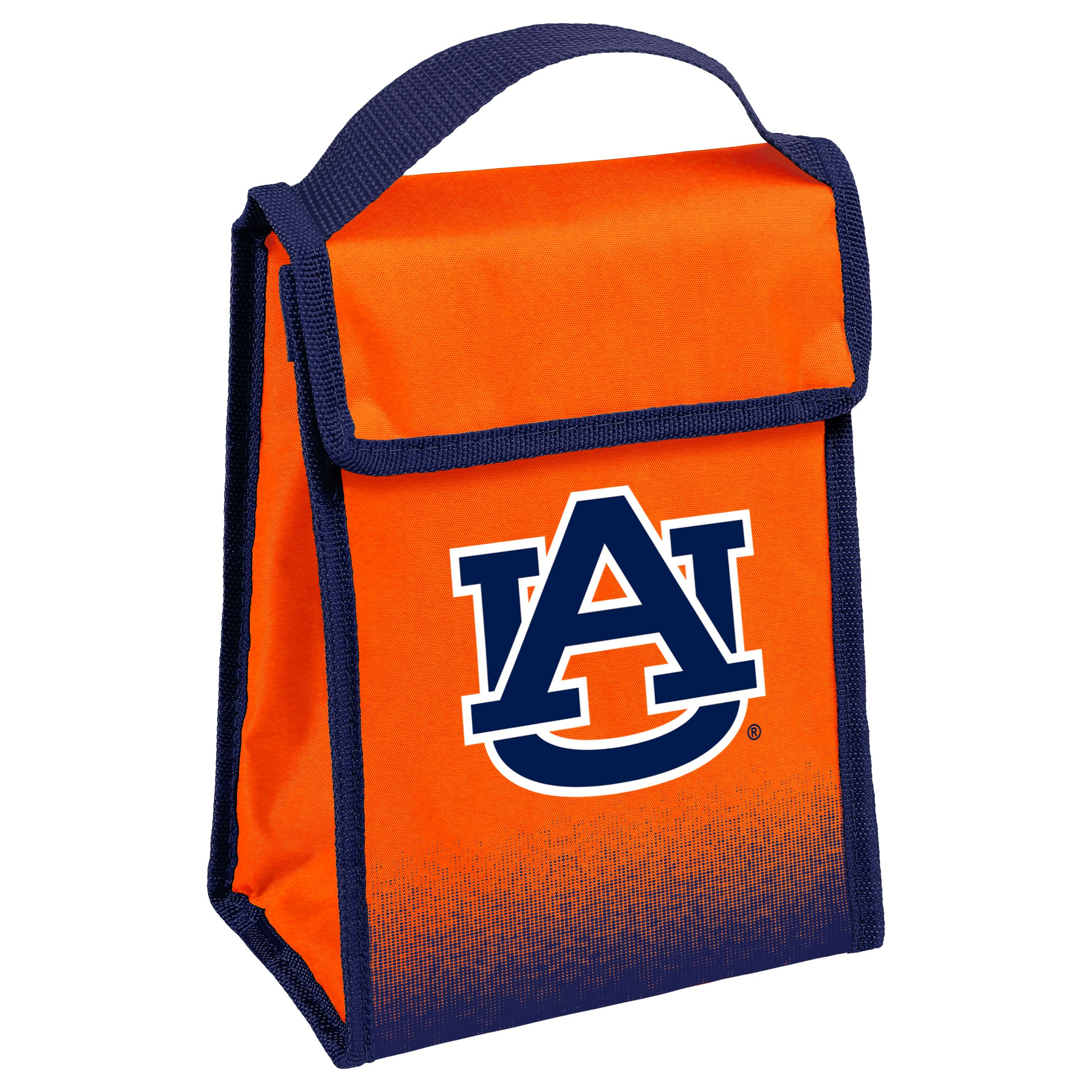 Auburn Tigers Official NCAA Lunch Box Bag by Forever Collectibles 067375