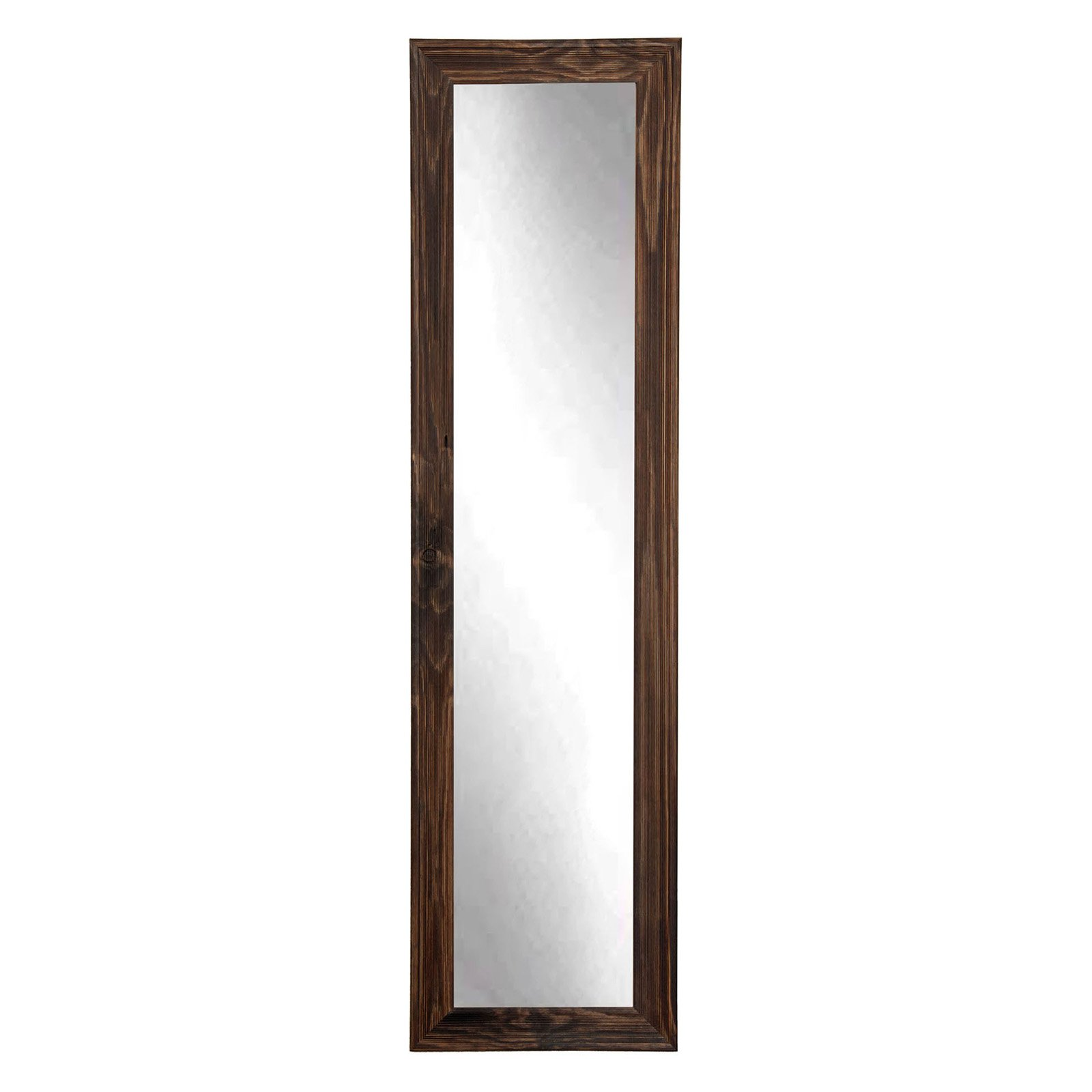 BrandtWorks Designers Choice Leaning Floor Mirror Espresso by Overstock