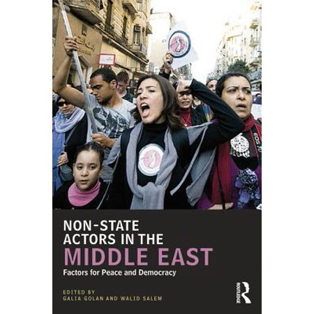 Non-State Actors in the Middle East - eBook (Augusto Boal Games For Actors And Non Actors)