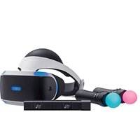 Play Station VR Starter Bundle