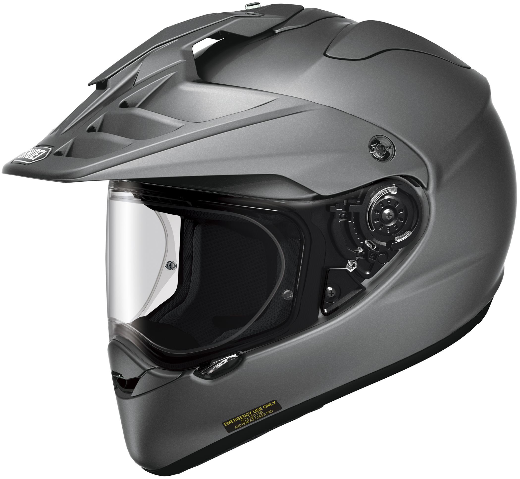 Shoei Hornet X2 Adventure Solid Helmetssssssssssssssssssssss