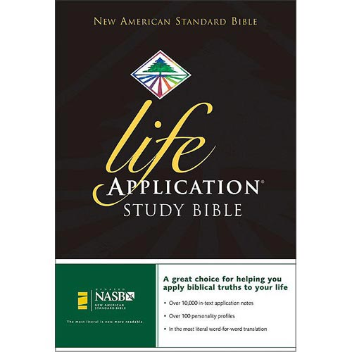 Life Application Study Bible: New American Standard Bible