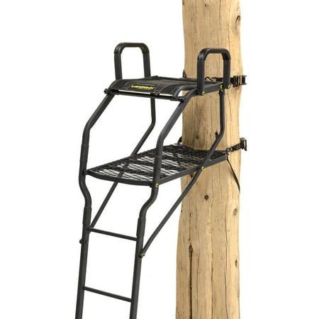 Rivers Edge RE653 Lockdown Bow Pro 1 Man Lock On Deer Hunting Tree Ladder -