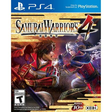 Samurai Warriors 4 (ps4) - Samurai Warior