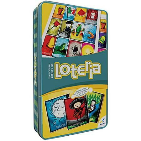 Juego De Loteria En Tin- Loteria Tradicional by Novelty Corp - image 1 de 1