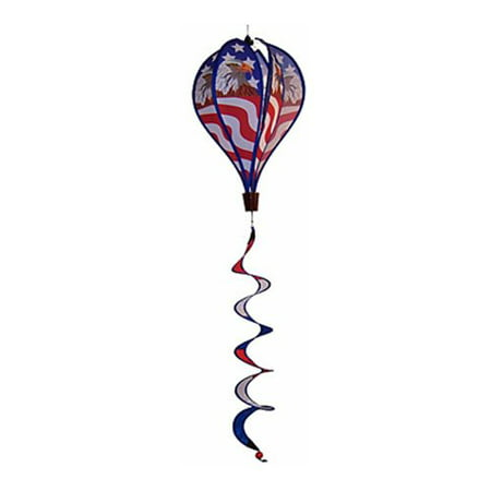 In the Breeze Patriot Eagle Hot Air Balloon Wind Spinner](Halloween Hot Air Balloon Spinners)