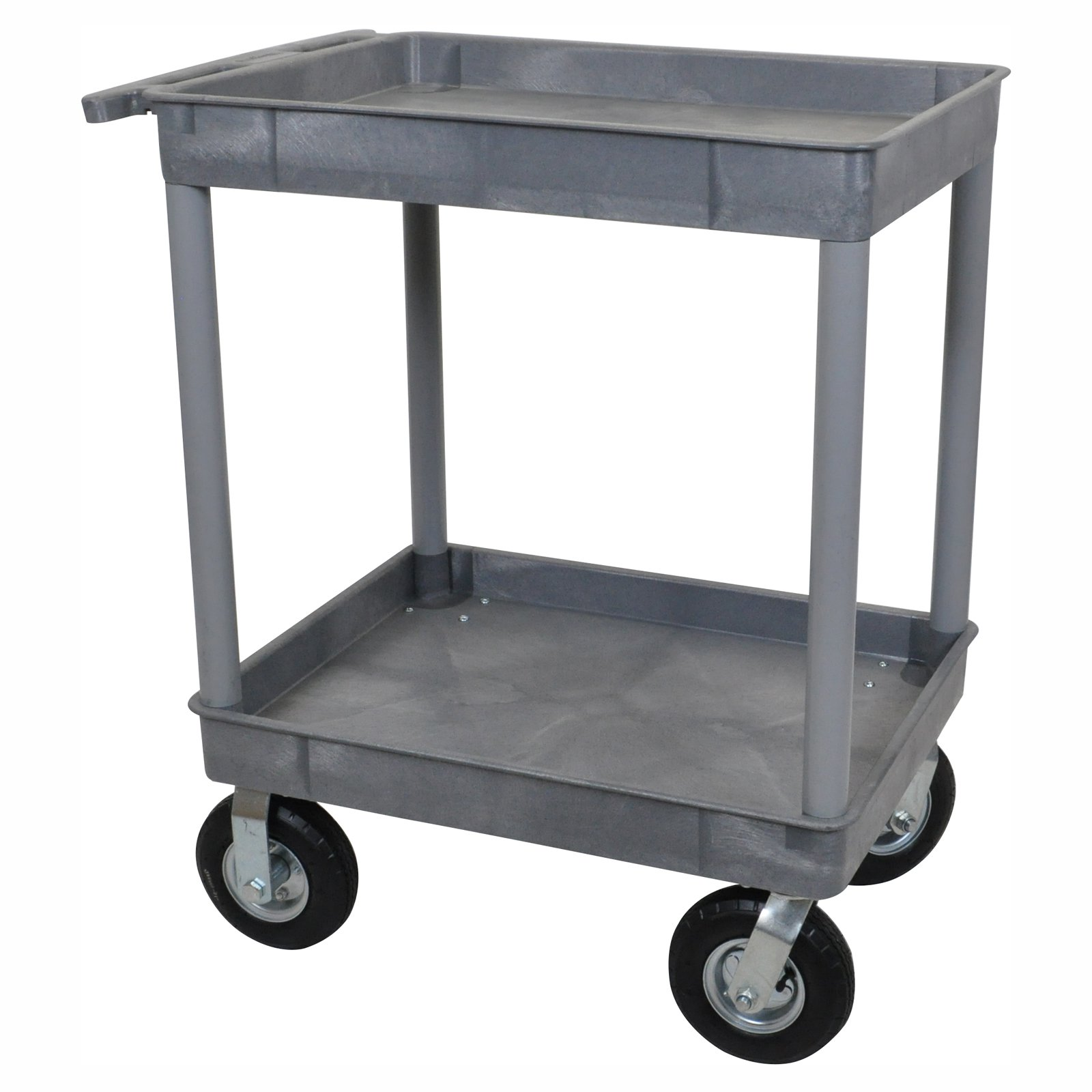 Luxor 24 x 32 2 in. Tub Cart with P8 Casters