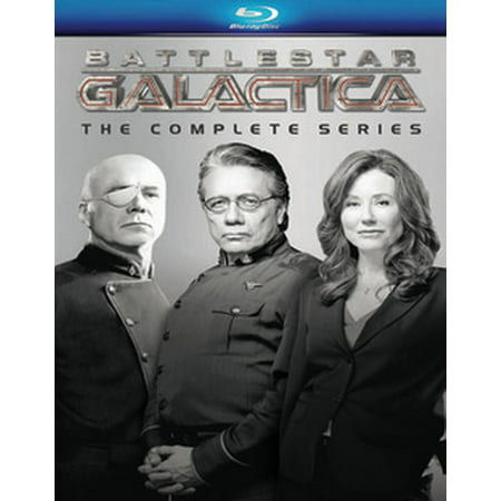 Battlestar Galactica: The Complete Series (2004) (Exclusive Battlestar Galactica Series)