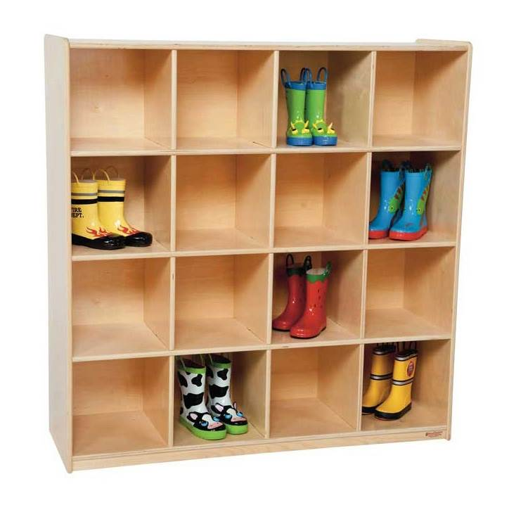 Kid's Play 16 Big Cubby Storage