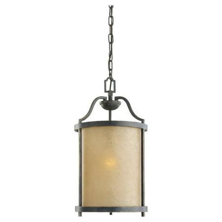 Sea Gull Lighting 51520 Roslyn 1-Light Full Sized Pendant 845 Roslyn 3 Light