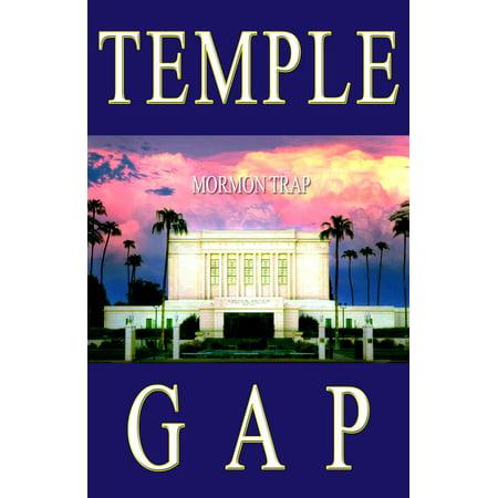Temple Gap - Mormon Trap - eBook
