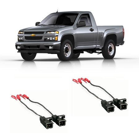 Harness Kit - Fits Chevy Colorado 2004-2012 Factory Speaker Replacement Connector Harness Kit