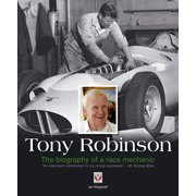 Tony Robinson The biography of a race mechanic - eBook