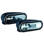 Hella 008284801 12V & 55W - Ff75 Series Clear H7 Halogen Fog Lamp Kit