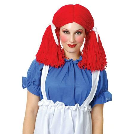 Halloween Rag Doll Wig (Rag Doll Halloween Wig)