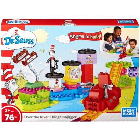 Mega Bloks Dr. Seuss Over the River Thingamajigger Now $17.99