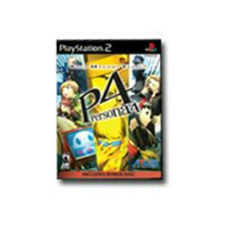shin megami tensei persona 4 video game: playstation 2