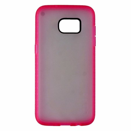 - Incipio Octance Impact Case for Samsung Galaxy S7 Edge - Clear Ghost and Pink (Refurbished)