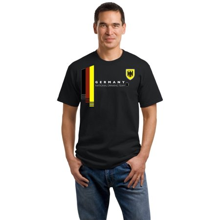 Germany National Drinking Team - German Soccer Football Unisex T-shirt