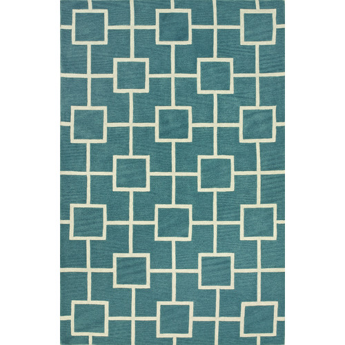 Dalyn Rug Co. Infinity Peacock Area Rug