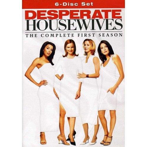 DESPERATE HOUSEWIVES-1ST SEASON (DVD/6 DISC)