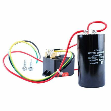 CSRU3 Compressor Saver CSR U3 Hard Start for 4 to 5 Ton Systems HD 4 Channel Dynamic Compressor