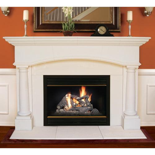 Americast Architectural Stone Kington Fireplace Mantel Surround