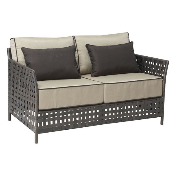 Zuo Modern  Pinery Sofa  Outdoor Furniture  Vive  Furniture  Outdoor Sofas  ;Beige