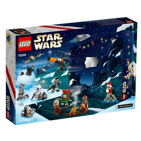 LEGO Star Wars 2019 Advent Calendar 75245 Holiday Building Kit