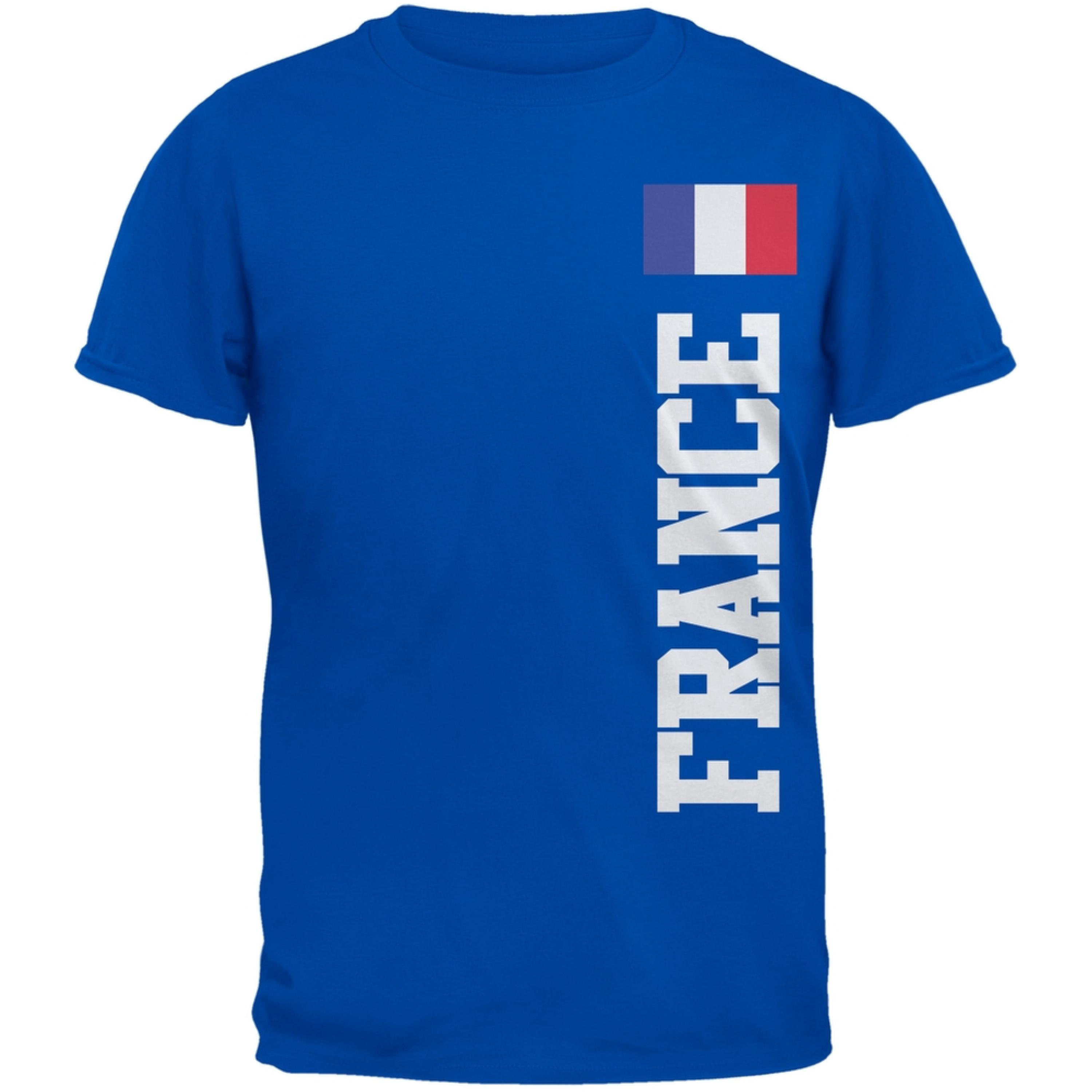 World Cup France Blue Youth T-Shirt
