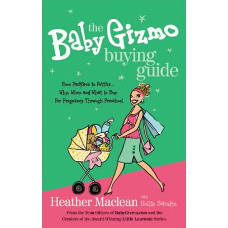 The Baby Gizmo Buying Guide - eBook (Baby Boy Postage)