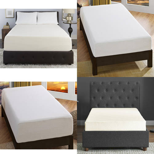 White Sale Foam Mattress Collections
